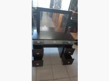 [9成新] 歐式造型化妝台+椅鏡台/化妝桌無破損有使用痕跡