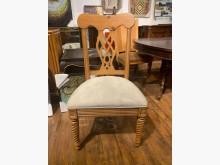 [全新] 出清全新高級實木餐椅餐椅全新