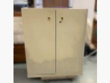 [7成新及以下] C71103*2門3尺資料櫃*辦公櫥櫃有明顯破損