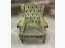[95成新] 綠色歐式沙1+1+4人座沙發多件沙發組近乎全新