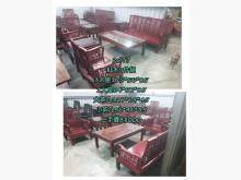 [9成新] 閣樓-2077-紅木9件組其它桌椅無破損有使用痕跡
