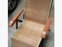 [9成新] 竹編折疊躺椅其它家具無破損有使用痕跡