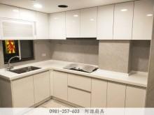 [全新] 台北歐化廚具 L型人造石流理台流理台全新