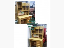 [9成新] 閣樓2173-學生書桌書桌/椅無破損有使用痕跡