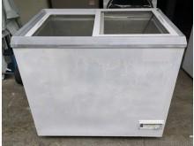 [7成新及以下] 三合二手物流(3尺半冷凍櫃)冰箱有明顯破損