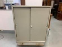[9成新] C80401*3尺文件櫃*辦公櫥櫃無破損有使用痕跡