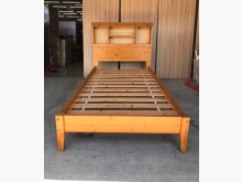 3.5單人床架/實木床架/單人床單人床架近乎全新