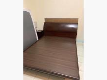 [9成新] 雙人床可掀式床箱(標準)附床頭柜其它家具無破損有使用痕跡
