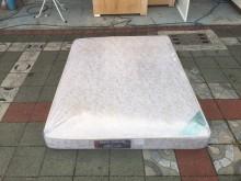 [9成新] 獨立筒床墊 雙人床墊 5尺床墊雙人床墊無破損有使用痕跡