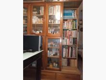 [8成新] 大容量二手書櫥廉讓,書櫃/書架有輕微破損