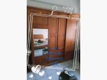 [9成新] 閣樓2225-實木衣櫃衣櫃/衣櫥無破損有使用痕跡