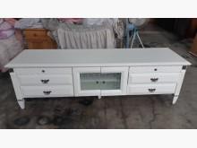[95成新] 九成五新歐式造型鋼琴烤漆電視櫃電視櫃近乎全新