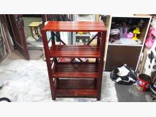 [95成新] 九五成新松木收納架中間兩層可調收納櫃近乎全新