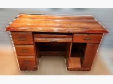 [7成新及以下] 半實木書桌書桌/椅有明顯破損