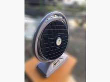 [9成新] *山多利藍色電扇110v*電風扇無破損有使用痕跡