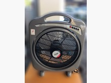 [9成新] *友情牌黑色電扇110V*電風扇無破損有使用痕跡