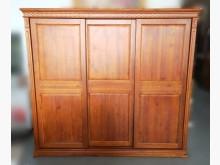 [9成新] ZH8161*樟木衣櫃*衣櫃/衣櫥無破損有使用痕跡