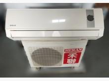 [9成新] 禾聯1.2噸分離式冷氣220V分離式冷氣無破損有使用痕跡