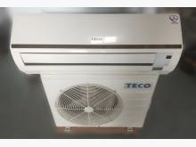 [9成新] 東元1噸分離式冷氣220V分離式冷氣無破損有使用痕跡