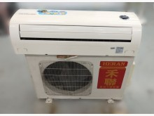 [9成新] 禾聯1.2噸變頻冷暖分離式冷氣分離式冷氣無破損有使用痕跡