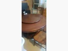[95成新] 房子賣掉了,一組實木餐桌椅其它家具近乎全新