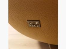 [7成新及以下] 德國RolfBenz停產三人沙發雙人沙發有明顯破損