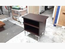 [全新] 再生傢俱~實木白鐵脚床邊櫃床頭櫃全新