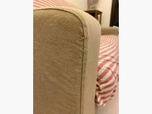 [7成新及以下] 無印良品2.5人座獨立筒沙發雙人沙發有明顯破損