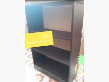 [8成新] 《綠舍》G84 二手 古典三層櫃書櫃/書架有輕微破損