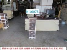 [95成新] K16075 收納櫃 置物櫃收納櫃近乎全新