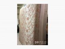 [95成新] 雙人床墊床底:平整無凹陷丶無污漬雙人床墊近乎全新