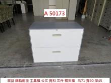 [9成新] A50173 鋼軌耐重 工具櫃辦公櫥櫃無破損有使用痕跡