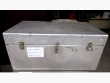 [8成新] 大台北二手傢俱-早期舊箱子其它古董家具有輕微破損
