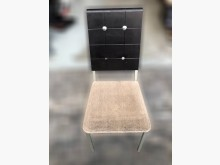[7成新及以下] F91108*銀腳餐椅*餐椅有明顯破損
