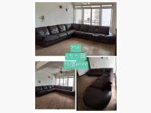 [9成新] 閣樓2318-L型沙發其它沙發無破損有使用痕跡