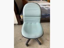 [9成新] 綠布OA椅(辦公椅手動升降)辦公椅無破損有使用痕跡