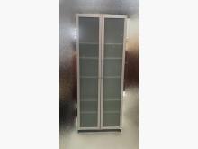 [8成新] B90901 銀灰色書櫃書櫃/書架有輕微破損