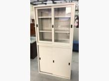 [全新] 全新辦公玻璃櫃/玻璃鐵櫃/公文櫃辦公櫥櫃全新