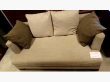 [9成新] 大台北二手傢俱-2人座布沙發雙人沙發無破損有使用痕跡