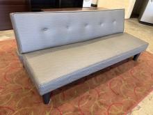 [9成新] 9成新五尺半小三人沙發床/貴妃雙人沙發無破損有使用痕跡
