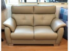 [全新] 108型仿牛皮二人座沙發椅雙人沙發全新