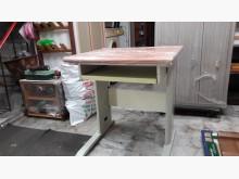 [8成新] 八五成新實木桌面辦公桌辦公桌有輕微破損
