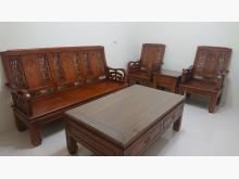 [全新] 全新柚木組椅出售,漂亮有質感!餐桌椅組全新