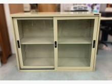 [9成新] *C92203*4尺文件鐵櫃*辦公櫥櫃無破損有使用痕跡