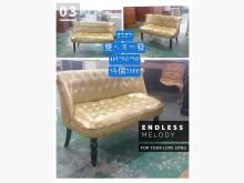 [全新] 閣樓2327-雙人皮沙發雙人沙發全新