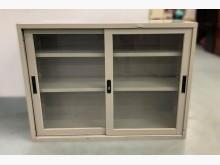 [9成新] C92205*4尺文件鐵櫃*辦公櫥櫃無破損有使用痕跡