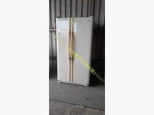 [8成新] 尋寶屋二手~LG549公升對冰箱冰箱有輕微破損