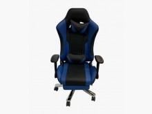 [全新] 全新高級黑藍色電競椅辦公椅全新