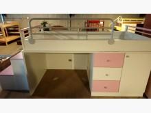 [9成新] 大台北二手傢俱-多功能兒童床單人床架無破損有使用痕跡