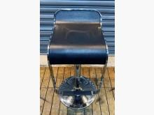 [8成新] 黑皮高腳椅其它桌椅有輕微破損